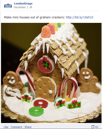 Holiday Facebook Post Tips