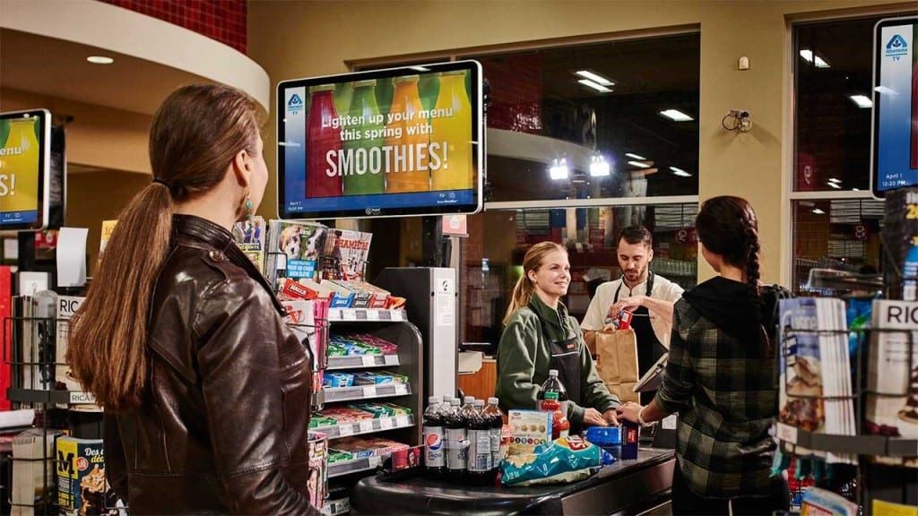 out-of-home-video-marketing-in-supermarkets