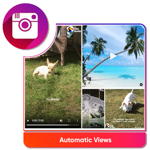 Buy instagram automatic views