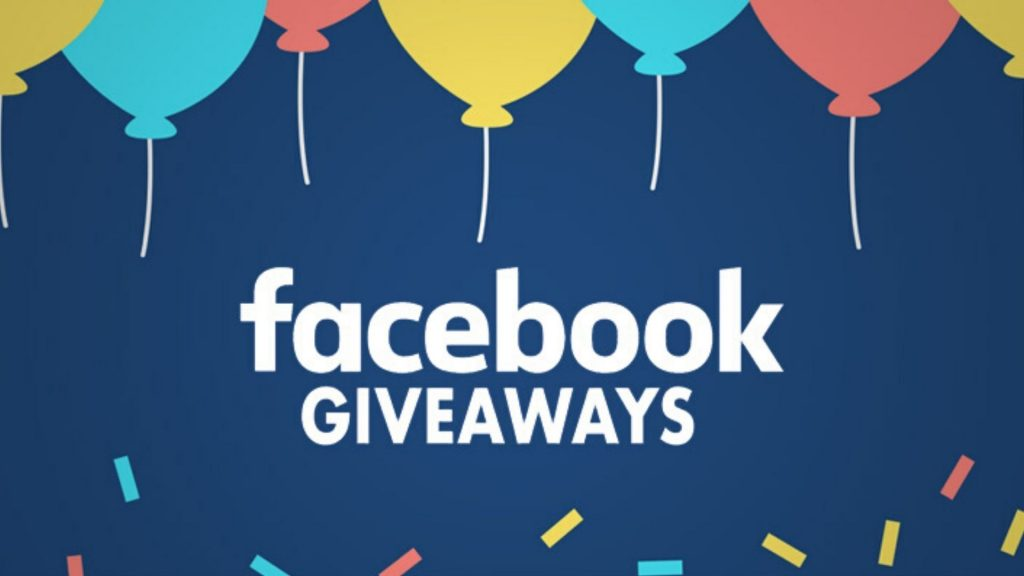 facebook giveaway ideas