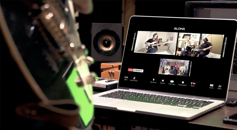 online jamming