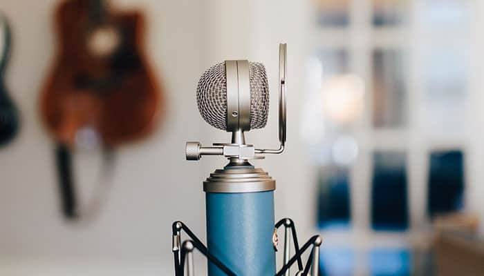What is a Pop Filter? How to Record Clean Vocal Tracks