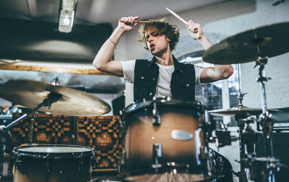 hire session drummers