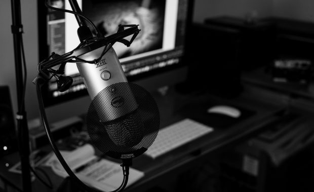 the right mic