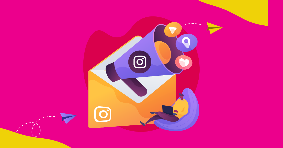 tips for using Instagram dms